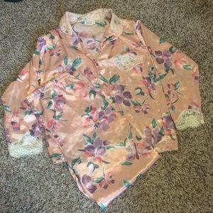 Vintage Victoria's Secret pajama set